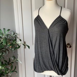 EVERLEIGH x NORDSTROM Soft Gray Tunic Tank